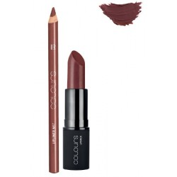 Kiss Set - Brown Rose