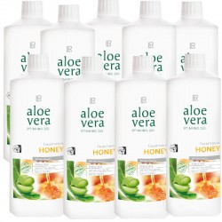 Aloe Vera Drinking Gel Honey Abbonemang