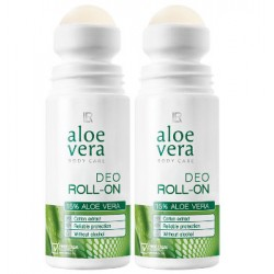 Aloe Vera Deo Roll-on 2-pack