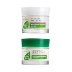 Aloe Vera Day & Night Care - Set
