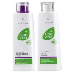 LR Aloe Vera Cleansing Milk - Face Tonic