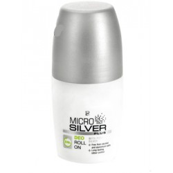 Microsilver PLUS Deo Roll-on