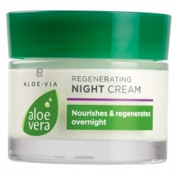Aloe Vera Night Cream Nattkräm